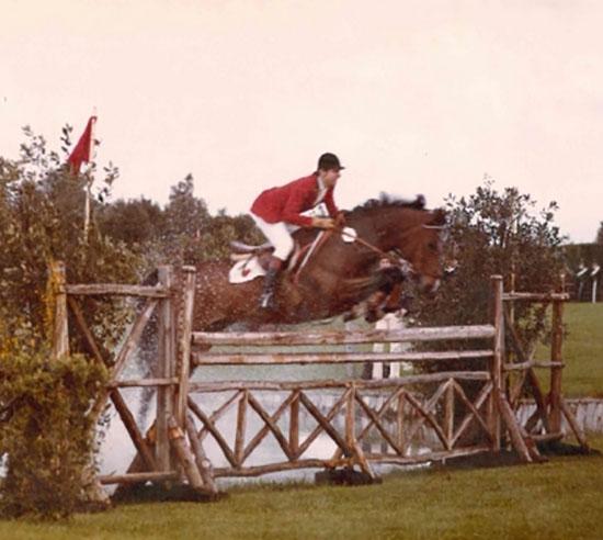 filiberto bertero cavallo salto ostacolo